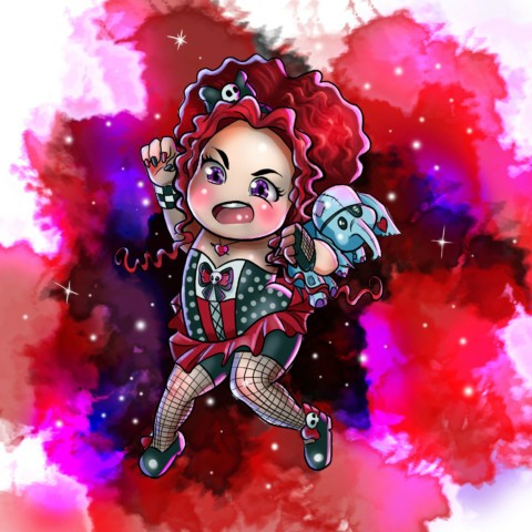 Chibi Illustration