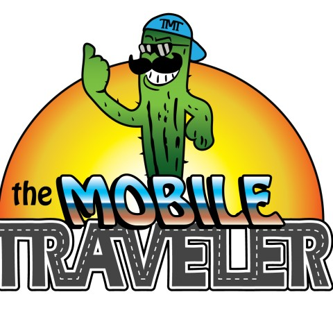 The Mobile Traveler Logo